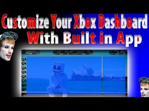 Customize Your Xbox Dashboard