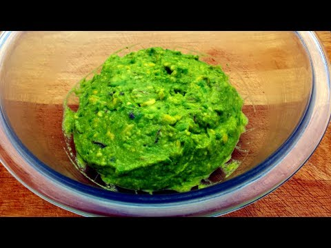 Super Fast and Easy Guacamole Recipe