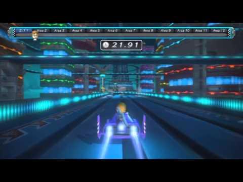 Nintendo Land: Captain Falcon's Twister Race - Perfect Race Stamp