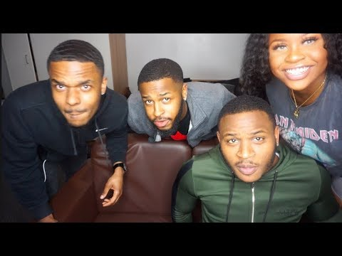 THE MANDEM TALK SUMMER: PARTY HOLIDAYS& SCATTY BEHAVIOUR + BLOOPERS
