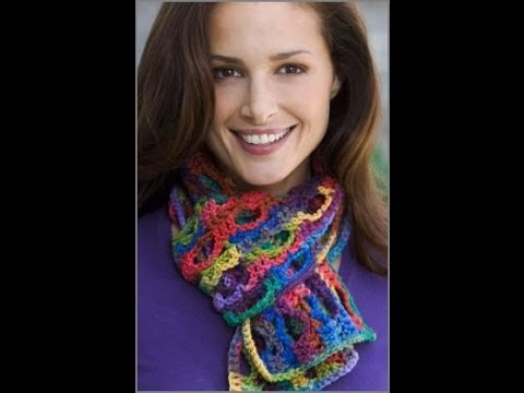 Learn How To Crochet With Boutique Ribbons Yarn From Red Heart Red