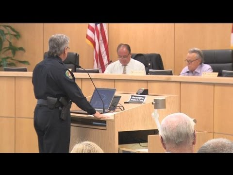 Marco police chief defends actions over noise complaint issue
