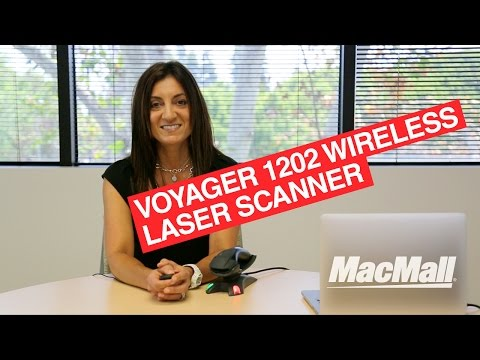 Honeywell: Scanning and Mobility Voyager 1202g-bf Overview- MacMall