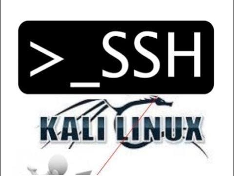 ssh server configuration in Kali Linux