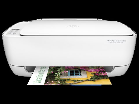 HP 3635 Wireless All in One Printer