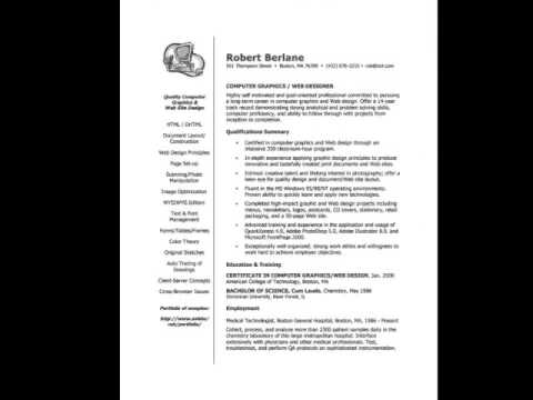 FREE Resume Samples and Templates - How to write a resume