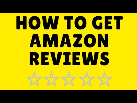 How To Get Reviews On Amazon by Ben Laing | Amazon Goldrush