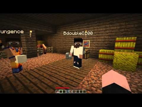 Minecraft Horse Racing - Race Your Horses In Minecraft!