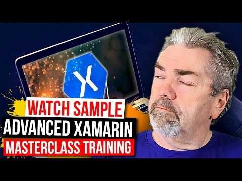 Sample Course Training - The Advanced Xamarin Developer Masterclass on Udemy - Official