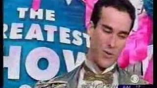 Kevin Venardos - Circus Ringmaster