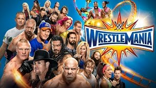 Why WrestleMania 33 Isn