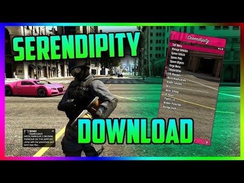 GTA 5/PS3) BEST SPRX MOD MENU RETURNS! - SERENDIPITY 1 3 +