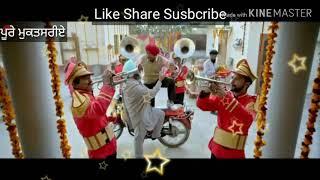 Viah Te Peepniyan (Whatsapp Status)- Kala Shah Kala | Binnu Dhillon, Jordan Sandhu & Sargun Mehta