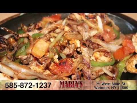 Maria's Mexican Restaurant | Traditional & Authentic Mexican Food & Best Margaritas in Rochester, NY