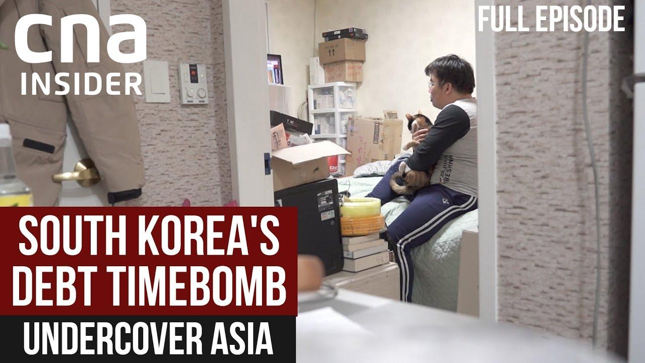 South Korea's Growing Household Debt | Undercover Asia | Full Episode