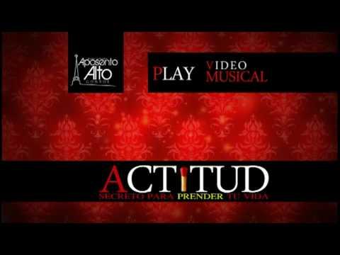 Actitud- DVD Main Menu