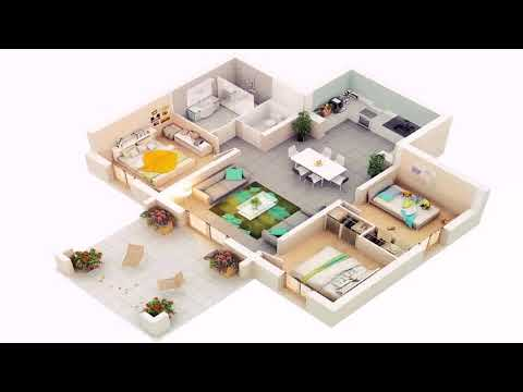 House Plans 3 Bedrooms