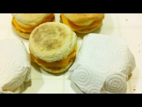 Make an On-the-Go Breakfast Sandwich - DIY Food & Drinks - Guidecentral