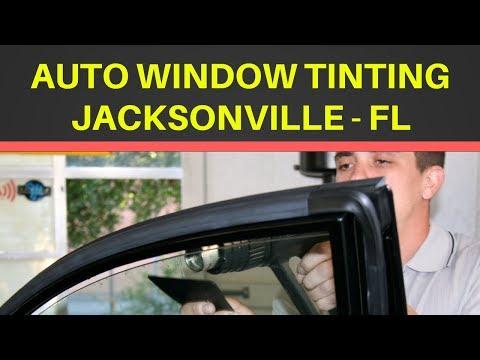 auto window tinting jacksonville fl