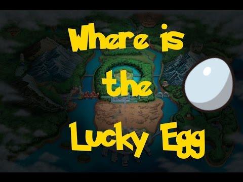 Where Is: The Lucky Egg (Pokemon Black/White)