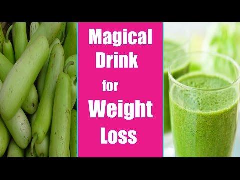 चर्बी को तेज़ी से घटाएँ लौकी -  Weight loss with Bottle Gourd | 10 Health Benefits