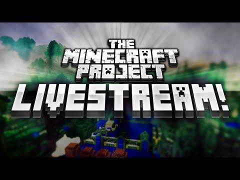 The Minecraft Project - The Ultimate Minecraft Castle Creation! #287