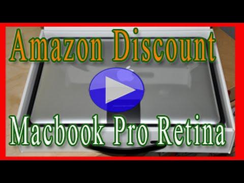 Macbook Pro Amazon Retina