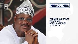 Former Oyo state governor, Ajibola Ajimobi dies at 70, APC at risk of disintegration, says Buhari