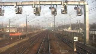 Voyage en cabine à bord du TER Tournai - Lille