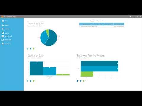 IBM Cognos SDK application demo