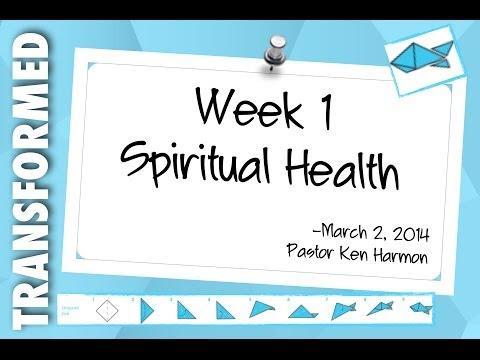 Transformed   Spiritual Health