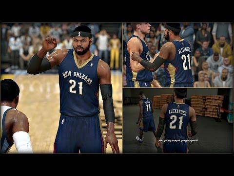 NBA 2K14 Next Gen MyCAREER - Building Team Chemistry! PS4