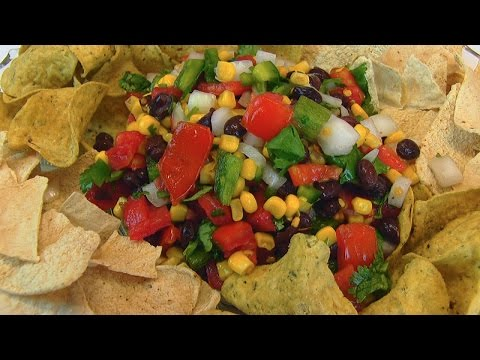 Betty's Vegetable Salsa with Chips