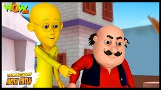 Golden Alien - Motu Patlu in Hindi WITH ENGLISH, SPANISH & FRENCH SUBTITLES