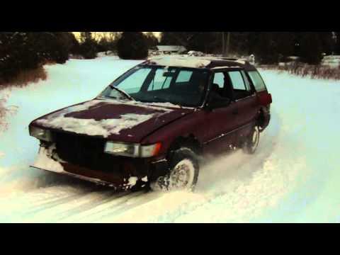 1988 Toyota Corolla Wagon 4x4 cold start/drive