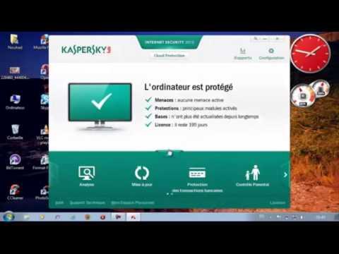 Kaspersky Antivirus 2013 Activation 100% Working