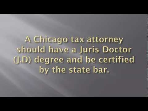 Chicago Tax Attorney for IRS Back Taxes & IRS Debt!