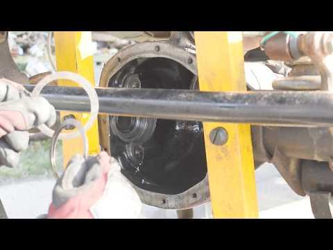 Jeep Dana 30 Carrier Preload/Backlash Adjustment