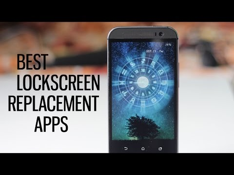 Top 5 Best Lockscreen Replacement Apps - Customize Your Android #1
