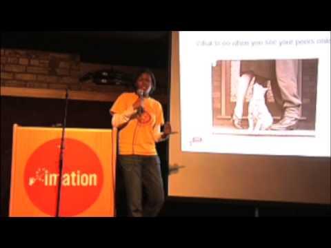 PowerPoint karaoke: Social Networks