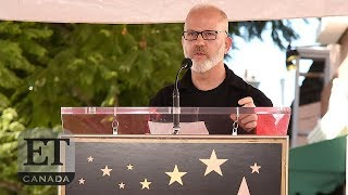 Ryan Murphy Receives Star On The Hollywood Walk Of Fame | FULL SPEECH