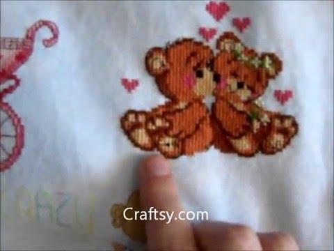 Cross stitch it's fun SAL Sampler