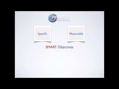 Project Management Objectives