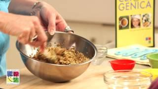 Flax-hemp Crackers