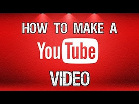 How To MAKE A Youtube Video ON YOUR COMPUTER For Beginners Or With A Laptop NO DOWNLOAD for FREE