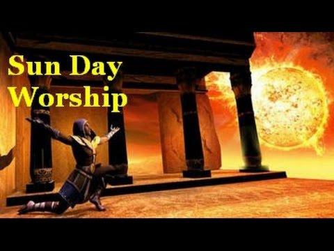 The Hypocrisy of Sunday Worship