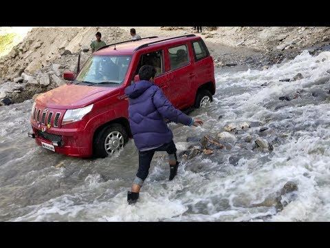 Leh Ladakh Road Trip By Car Baleno Trailer || Via Manali Leh Highway
