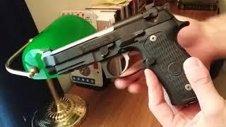 Beretta 92fs Inox Field Strip - 1st attempt