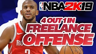 My Defensive Settings & Some Offensive Tips! NBA 2K19 PLAY