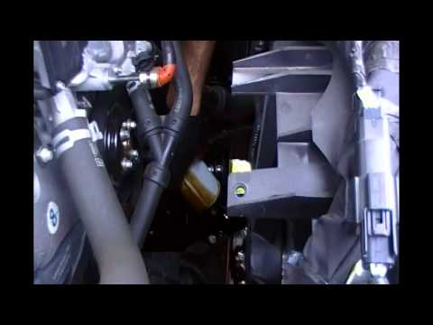 This Old Car: 2011 F150 3.7l V6 Oil change